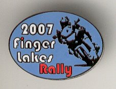 Rally Pin for 2007