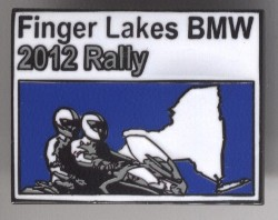 Rally Pin for 2012